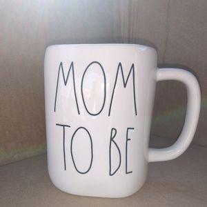 Rae Dunn mom-to-be mug
